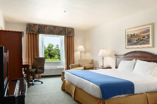 Ramada Gatesville: Single King