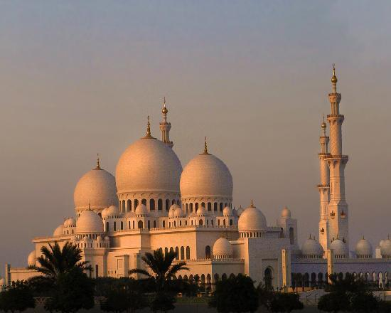 Armed Forces Officers Club & Hotel: Why that mosque is a must-see
