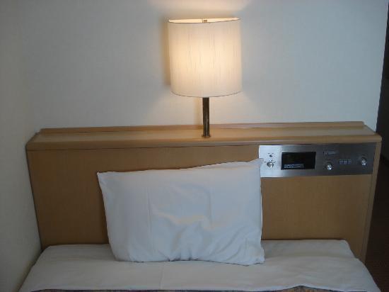 Hotel Century Art : Clean soft bed
