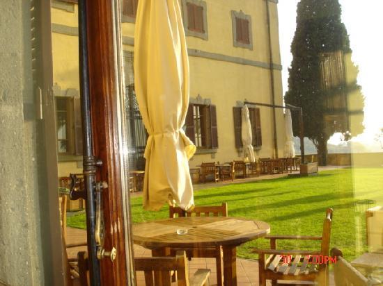 Castelgandolfo Golf and Country Club: LE CLUB HOUSE