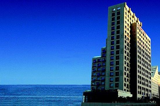 Leonardo Plaza Hotel Haifa: Exterior view of the hotel