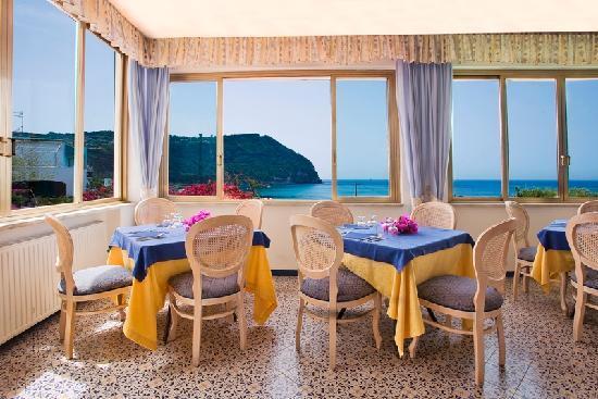 Hotel Citara: Sala ristorante panoramica