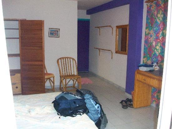 Jump N' Jibe: chambre double