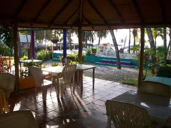 Jump N' Jibe: terrasse commune