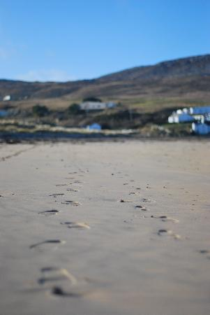 Ballyliffin Lodge & Spa Hotel: Walk on the beach