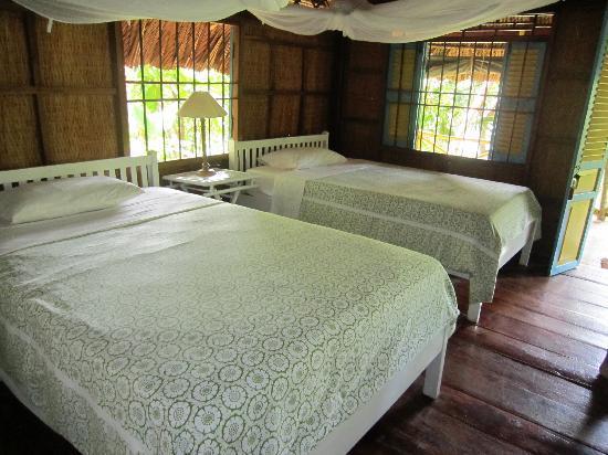 Bo Resort: la chambre