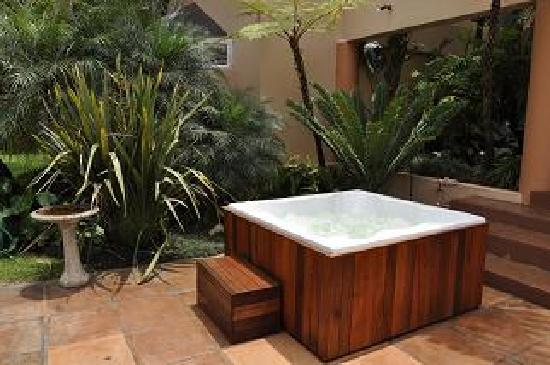 Crane's Nest Guest House and Spa @ 313: Jacuzzi