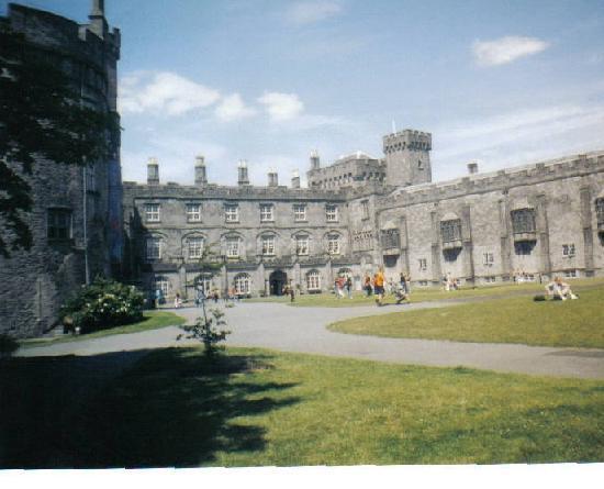 คิลเคนนี, ไอร์แลนด์: Kilkenny Castle