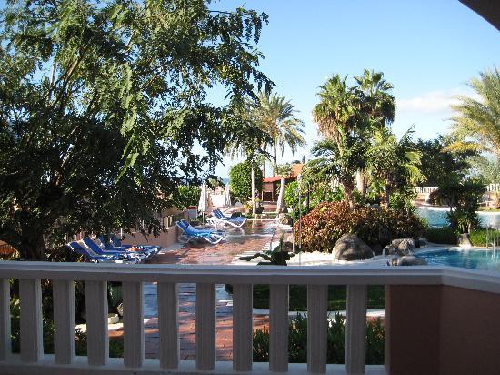 Sol Sun Beach Apartamentos : Utsikt fra leiligheten