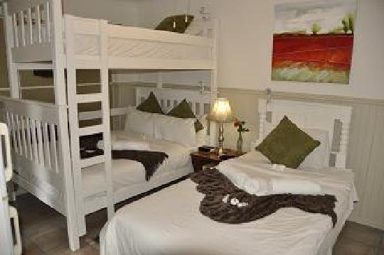 Crane's Nest Guest House @ 211: Mousebird - Bedroom