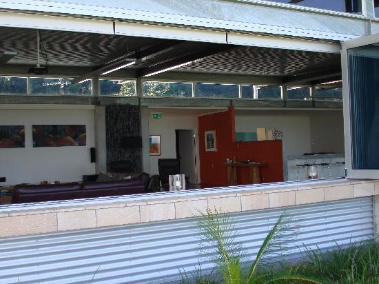 The Bunyip Scenic Rim Resort: View to Grant Room