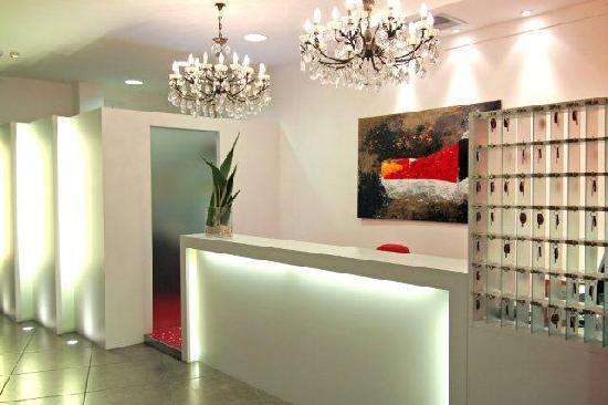 Hotel Villa Marina : Reception