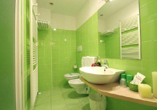 Hotel Villa Marina : Toilette VerdONA