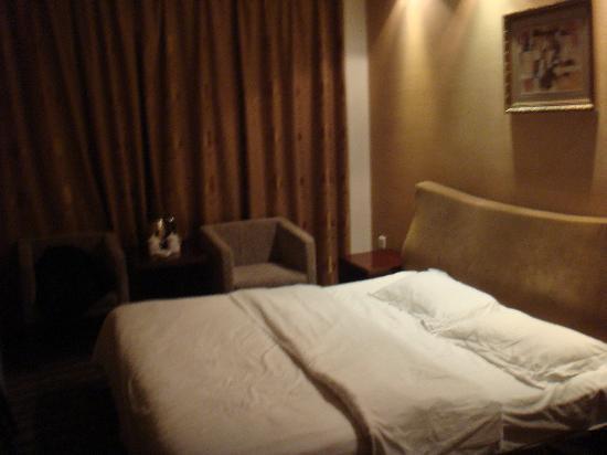 Weiye Business Hotel: Deluxe Room
