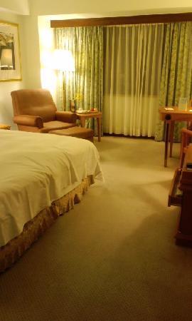 โฮวาร์ด พลาซ่า โฮเต็ล เกาสง: 部屋