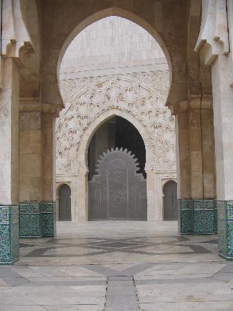 คาซาบลังกา, โมร็อกโก: Moschee Hassan II
