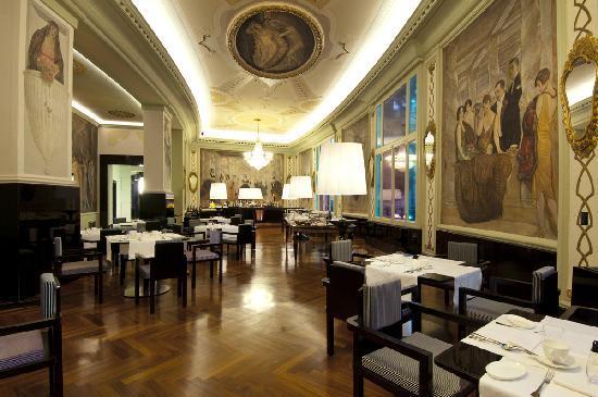 Grand Hotel Palace: Cadorin Restaurant