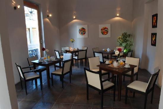 Hotel Boutique Bonarda: desayunador