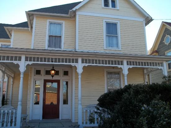 200 South Street Inn: 2nd house (cottage)