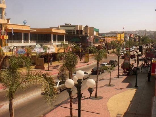 Tijuana, México: Avenida Revolución