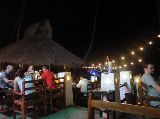 Nature Rocks: Nature Beach Restaurant