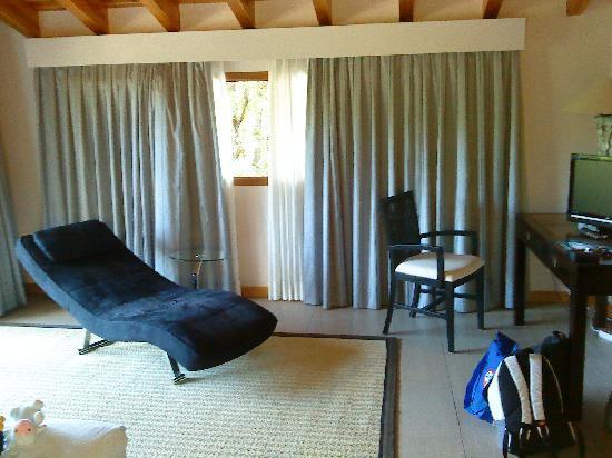 Hotel Rural Las Rozuelas: Nuestra habitacion