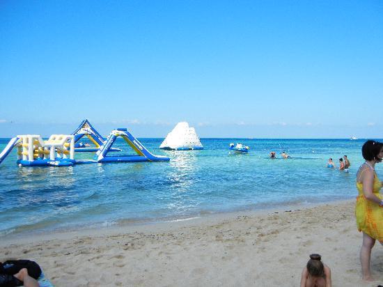 Playa paraiso fishing