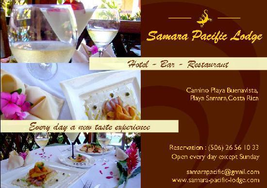 Samara Pacific Lodge Restaurant: Photo 1