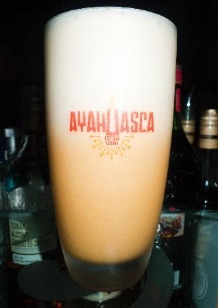 Ayahuasca Resto Bar: by: Mikel Uriarte