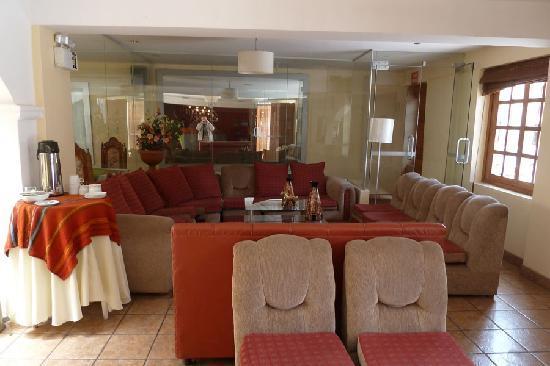 Anden Inca Hotel: Lobby