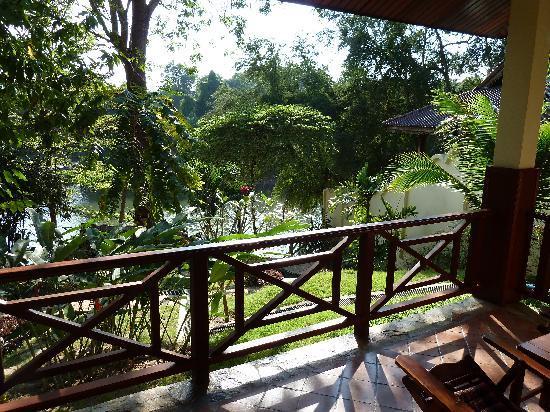 Oriental Kwai Resort: terrasse
