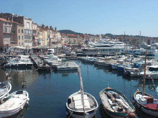 Saint-Tropez, France: Yachthafen