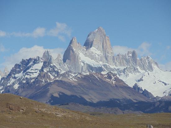 Cerro Fitz Roy : A visão do Cerro El Chaltén/Fitzroy