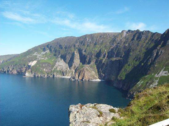 Aras Ghleann Cholm Cille: Slieve League with its highest Sea-cliffs in Europe