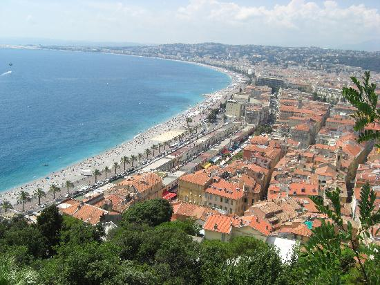 Nice, Frankrijk: Promenade des Anglais