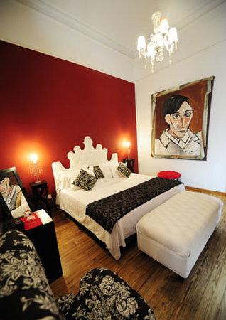 Baucis Palermo Boutique Hotel: Deluxe Suite 1 - Baucis
