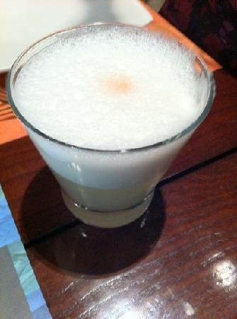 La Mar - Loreto: pisco sour