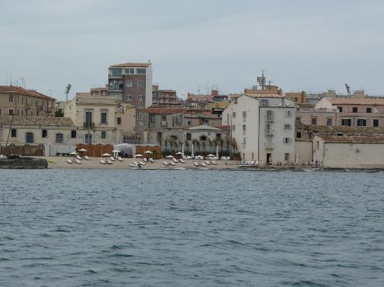 hotel musciara siracusa resort from the sea foto di