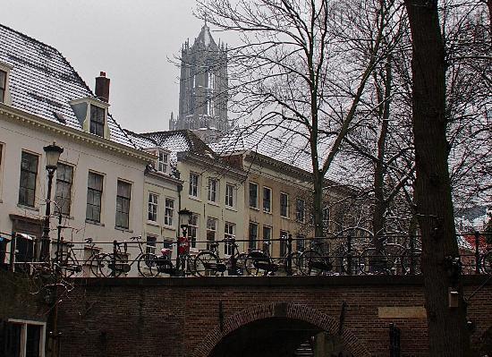 B&B Gregorius: Nieuwegracht, Utrecht