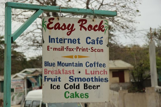 Easy Rock Internet Cafe