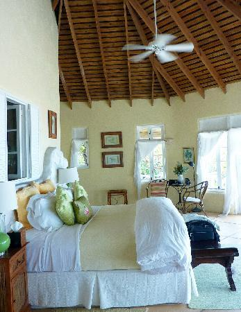 Kamalame Cay : Our bedroom
