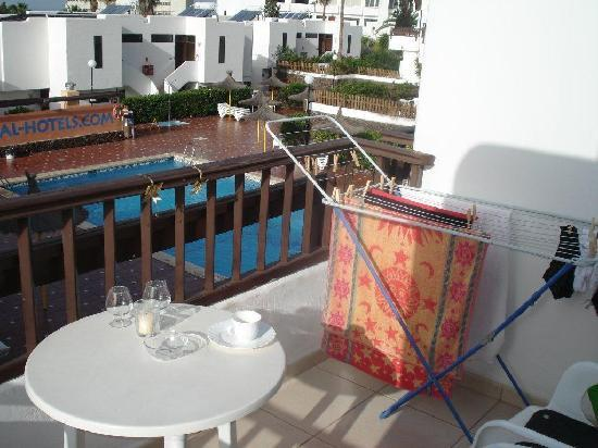 Paraiso del Sol Apartments: Cocina bien equipada