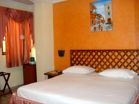 San Pietro Hotel: superior room