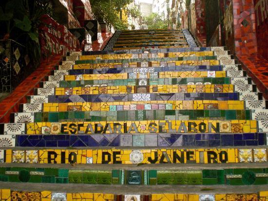 Rio de Janeiro, RJ: Lapa Steps