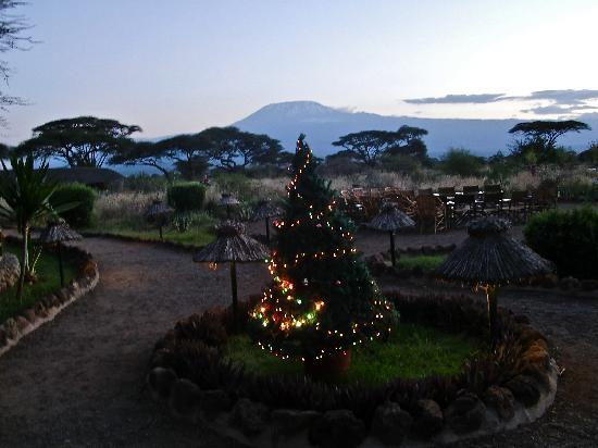 Kibo Safari Camp: Natale africano