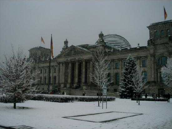 Berlin, Niemcy: Reichstag