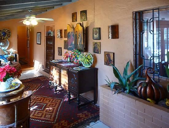 "The Joesler Historic Inn ""La Posada del Valle"": Southwest Decor"
