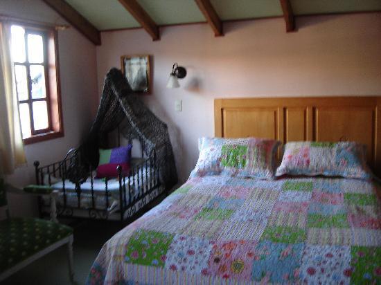 Mi Palafito Apart & Suite: Habitacion