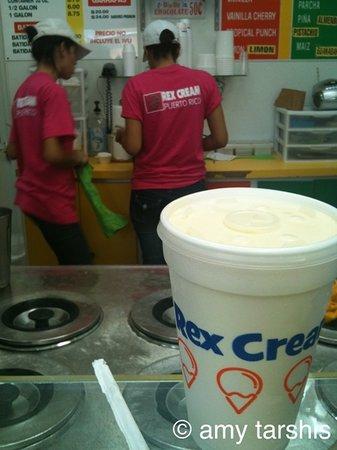 Rex Cream