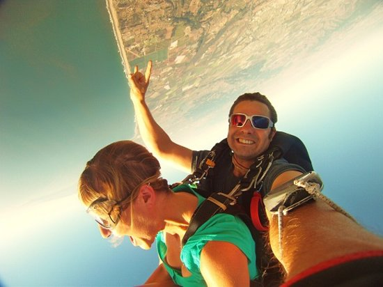 Skydive Surfcity -Santa Cruz: Skydive Surfcity; Skydive by San Jose and San Francisco in California